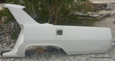 1963-1964 Pontiac Bonneville Catalina Star Chief 4 door hardtop roof rail seals